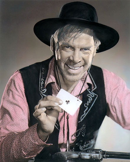 LEE MARVIN THE MAN WHO SHOT LIBERTY VALANCE 1962 8X10