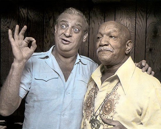 rodney dangerfield amp redd foxx actors amp comedians 10x8