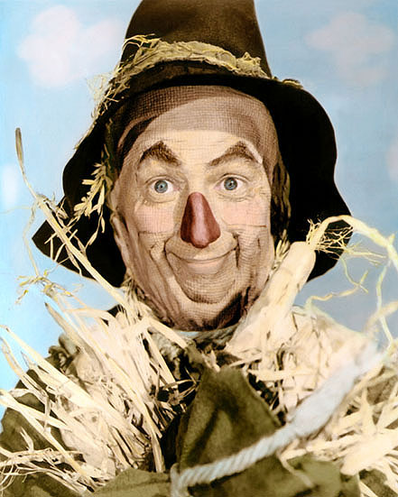 Scarecrow face wizard of oz - photo#12